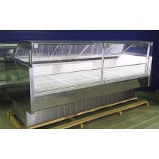 Витрина холодильная низкотемпературная со встроенным агрегатом