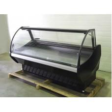 Витрина холодильная среднетемпературная со встроенным агрегатом