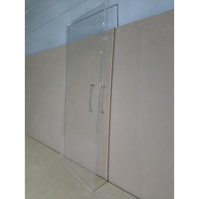"""Дверка из оргстекла для холодильных витрин """"горка"""""""
